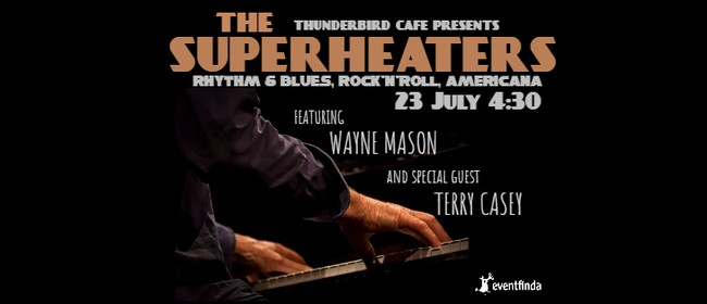 Wayne Mason & The Superheaters
