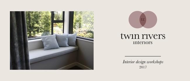 Interior Design Workshops - Colour & Fabric