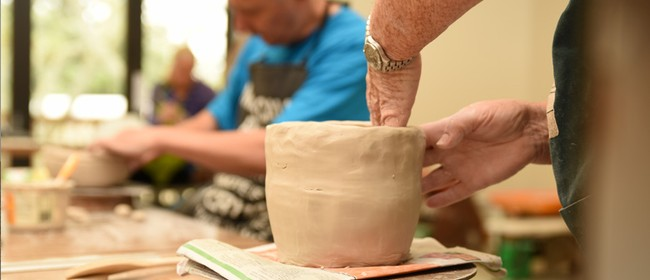 Clay Club with Kim Boyd (KBA2)