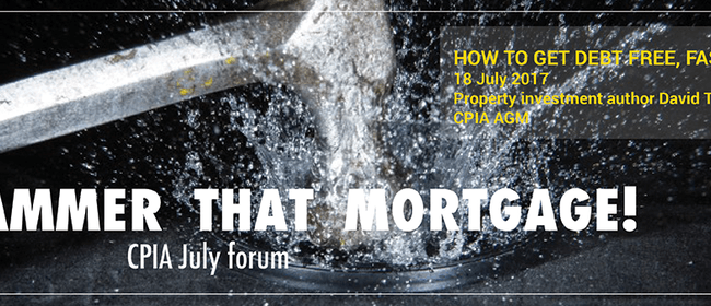CPIA Forum - Hammer That Mortgage