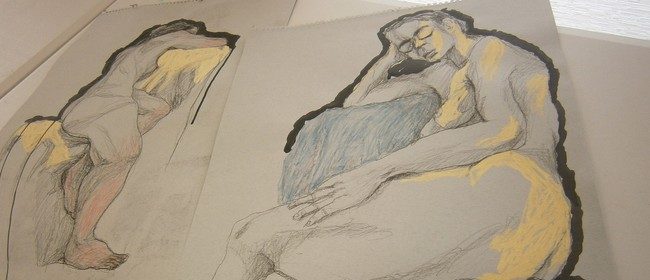 Life Drawing With Alan Croggon (​ACA1)