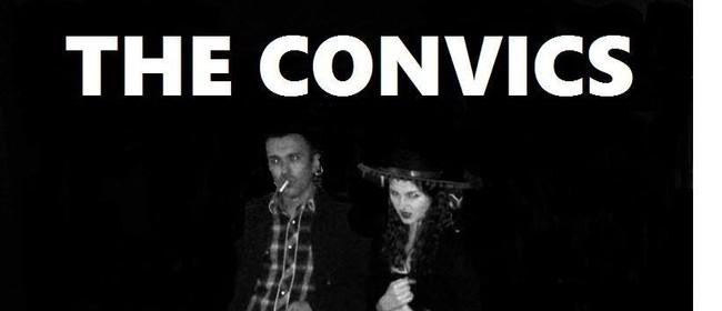 The Convics & Ca$h Guitar
