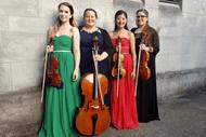CMHV: The Troubadour String Quartet