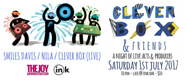 Clever Box & Friends: Nila & Smiles Davis