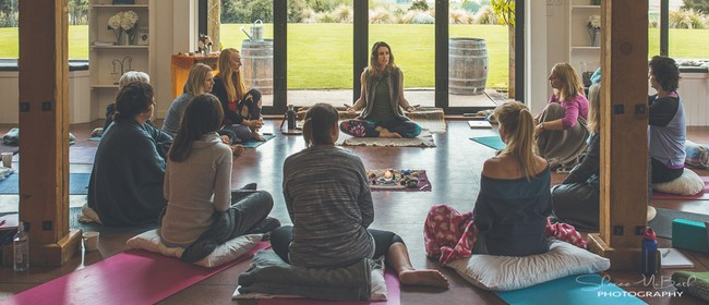 The Heart of Self-Love Yoga Immersion