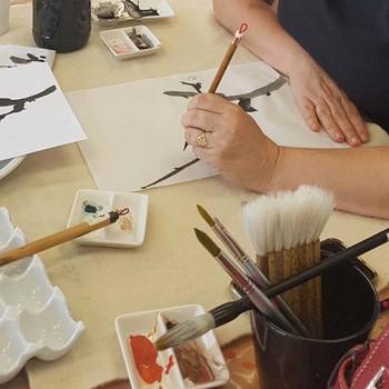 Studio One Toi Tū - Chinese Painting Salon