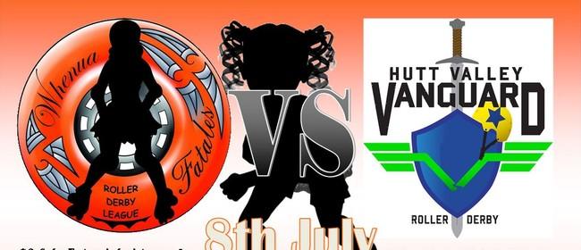 Whenua Fatales vs Hutt Valley Vanguard
