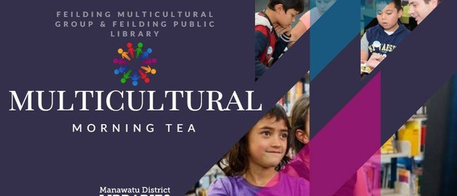 Multicultural Morning Tea