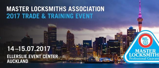 Locksmiths MLAA Trade & Training Event 2017