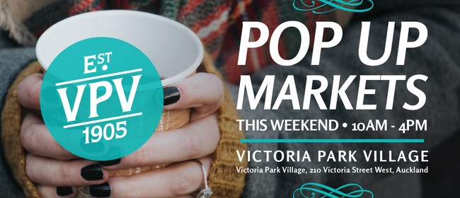 VPV Pop Up Markets