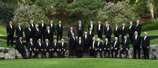 New Zealand Male Choir & Wairarapa Singers