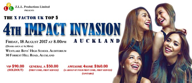 4th Impact Invasion