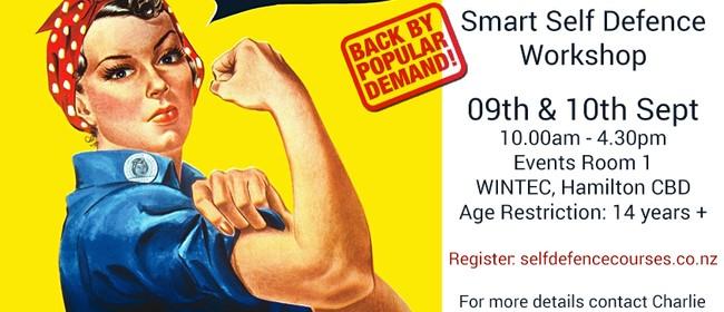 Women's Street Smart Free 2 Day Self Defence Workshop