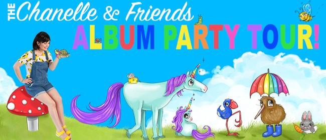 Chanelle & Friends Album Party Tour