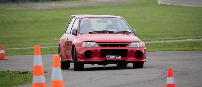 EnviroWaste Back-Track Sealed Autocross