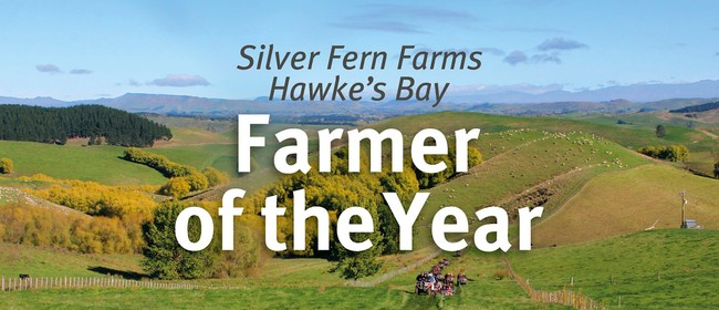 Silver Fern Farms HB Farmer of The Year Field Day