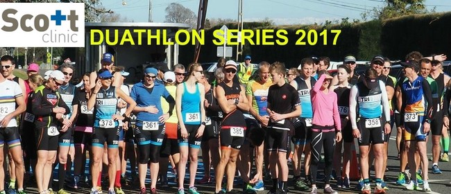 Scott Clinic Race Series No. 3 The Hits Duathlon