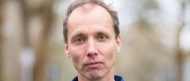 Taranaki Arts Festival - Nicky Hager - Hit & Run