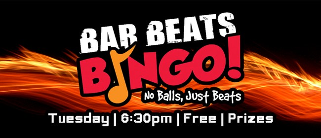 Bar Beats Bingo - No Balls Just Beats