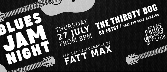 Blues Jam: Fatt Max