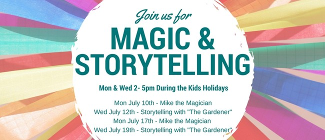 Storytelling With the Gardener