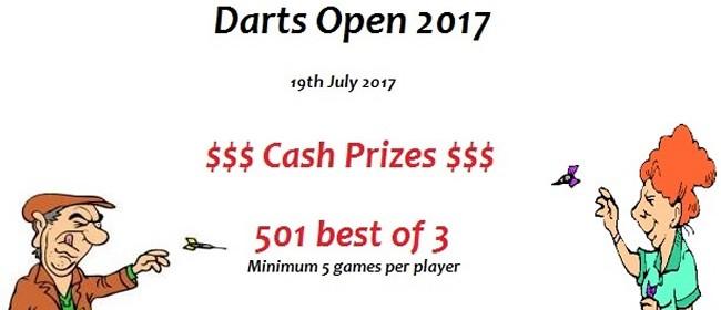 Balmoral Bowls Club Darts Open