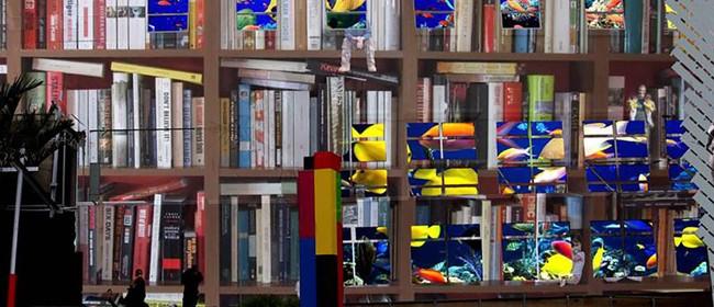 Taranaki Arts Festival - Tim Gruchy installation