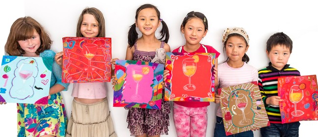 Realistic Art Classes for Kids Aged 6-13 - Holiday Program