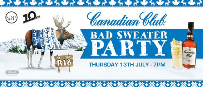 CC Bad Sweater Party