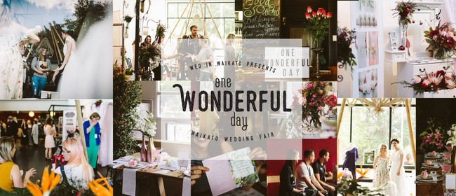 One Wonderful Day - Waikato Wedding Fair