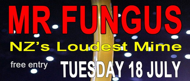 Mr Fungus Holiday Hilarity Show