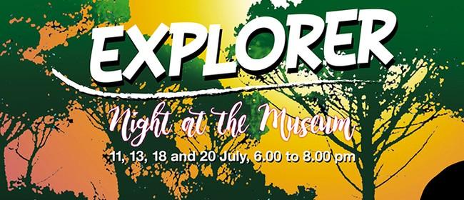 Explorer Night At the Museum