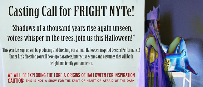 Fright NYTe 2017