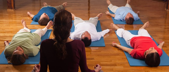 Stress Relief 6 Week Yoga Course