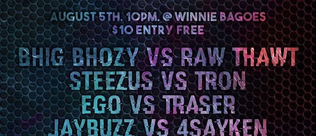 RedZone Rap Battles: The New Order