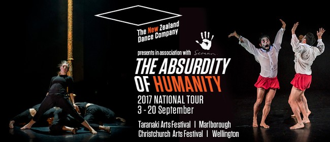 NZDC's The Absurdity of Humanity