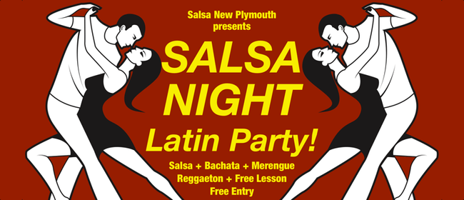 Salsa Night Latin Party!