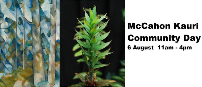 McCahon Kauri Community Day