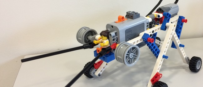 LEGO Technic Machines - New Brighton Pop-Up