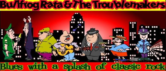 Bullfrog Rata & The Troublemakers - Mojo