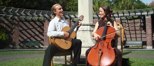 Family Friendly Concert Guitar & Cello Duo