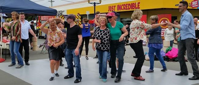 Social Dance Class with Fevah Modern Jive