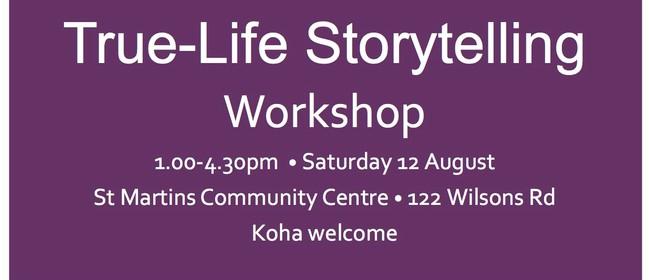 True-life Story Workshop
