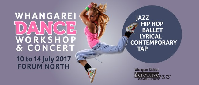 Whangarei Dance Workshop