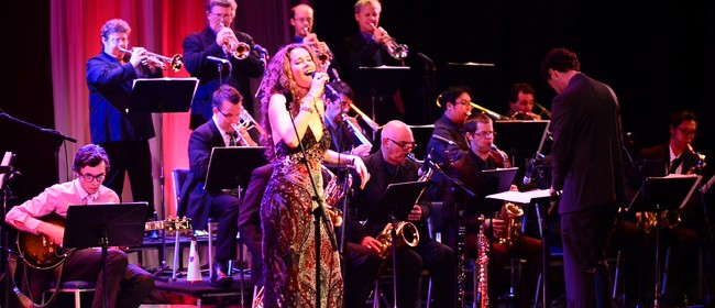 Auckland Jazz Orchestra & Queen City Big Band Caitlin Smith