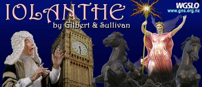 Iolanthe by Gilbert & Sullivan On Tour