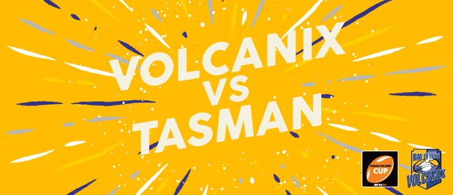Bay of Plenty Volcanix vs Tasman
