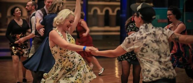 Beginner Dance Classes - Swing, Charleston, Tap & Blues