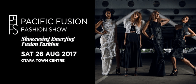 Pacific Fusion Fashion Show 2017