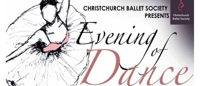 Christchurch Ballet Society Evening of Dance